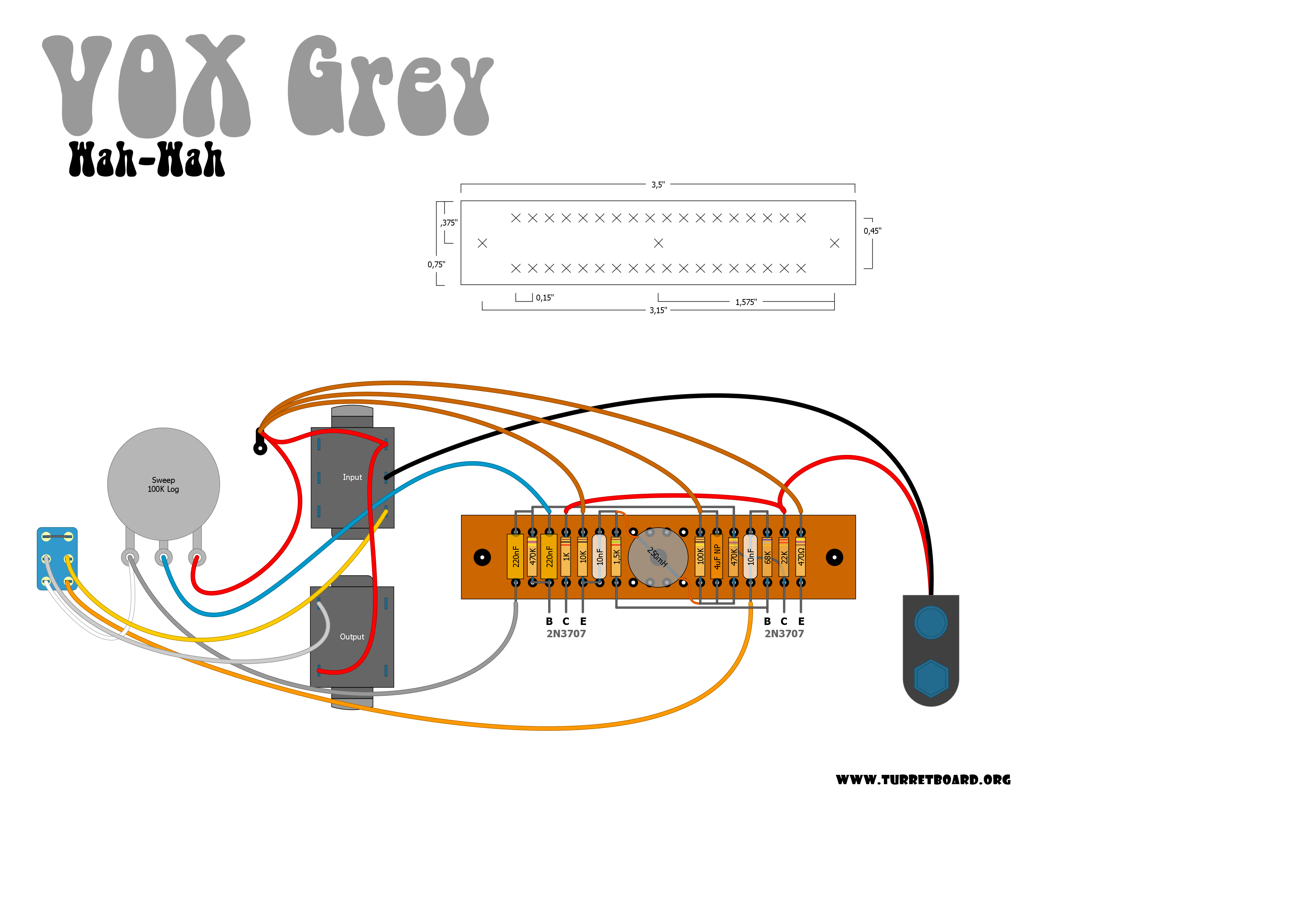 Gas Pedal Schematic additionally Tube Delay Pedal Schematic further Waheq together with Vox Wah Schematic additionally Kevin Shields. on wah volume pedal schematic
