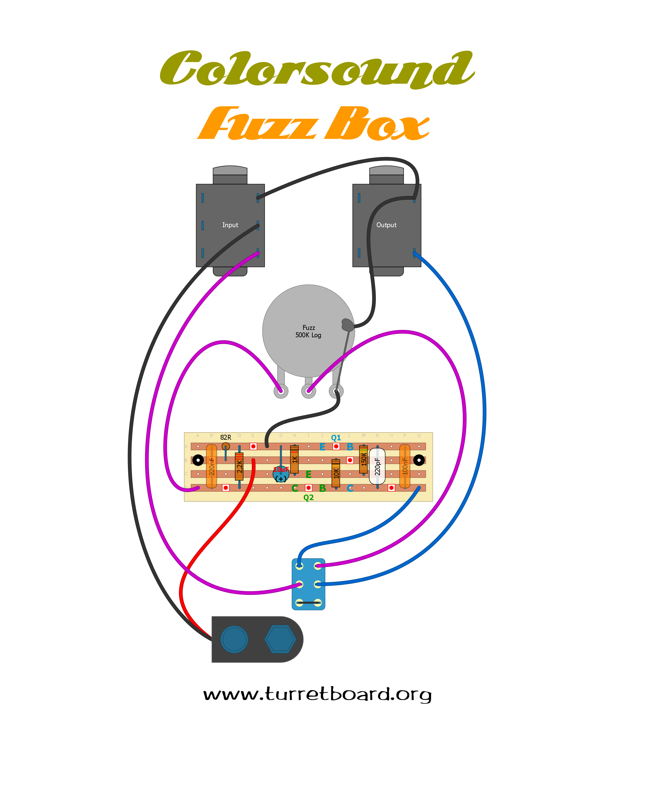 Wiring Diagram Vs Schematic Not Lossing Npn Fuzz Get Free Image About Circuit Drawing